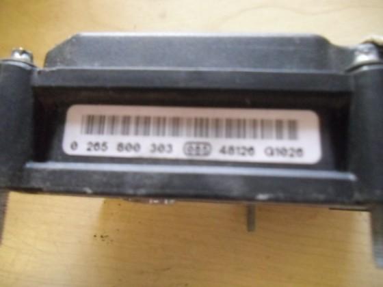 ABS SÓ PARTE ELÉCTRICA Opel Corsa C 2004 abs168