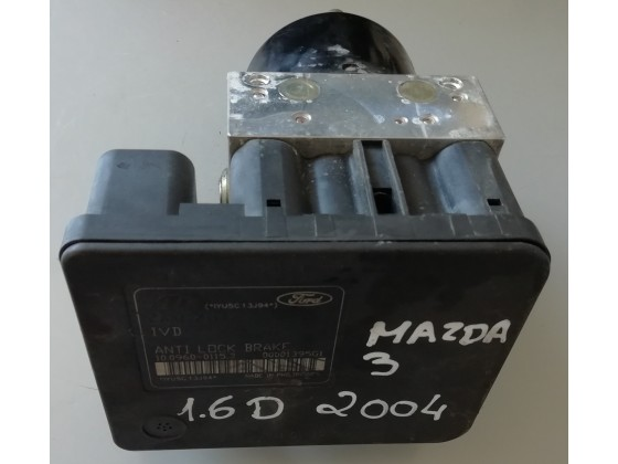 ABS Mazda 3 1.6 Diesel 2004 abs207