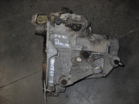 Caixa Velocidades 20CB60 Citroen ZX 1995 1.4 gasolina cv345