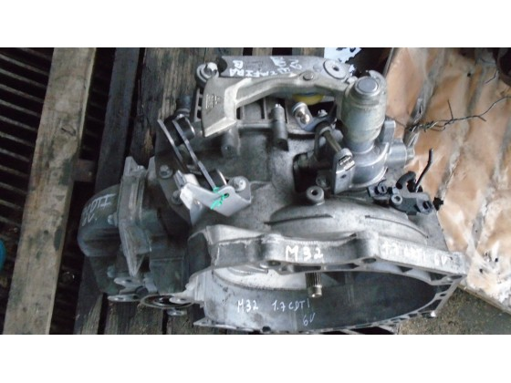 Caixa Velocidades Opel Astra H 1.7 cdti 6v M32 cv391