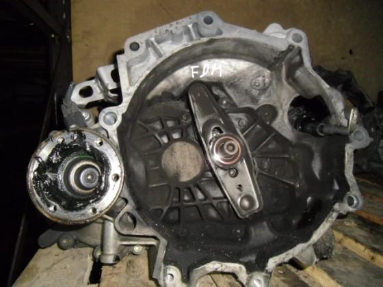 Caixa Velocidades Audi A2 1.4 Gasolina 2000 cv81