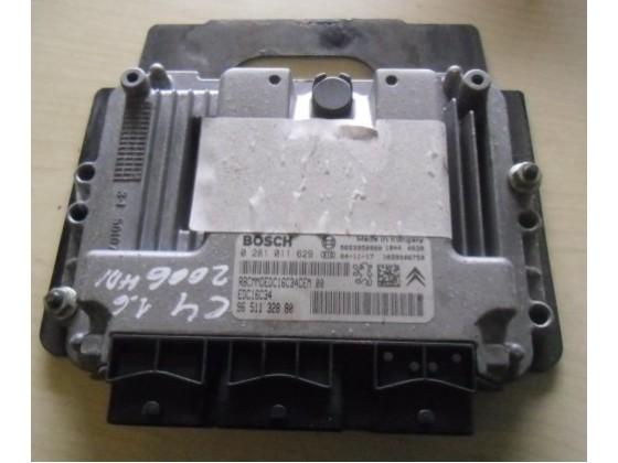 Centralina Motor Citroen C4 1.6HDi 2006 cm489