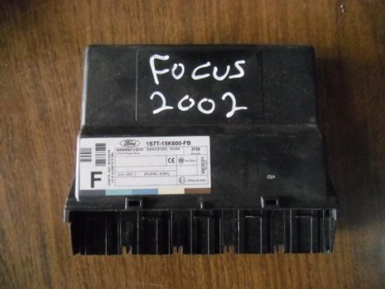 Modulo Conforto Ford Focus 2002 mconf59