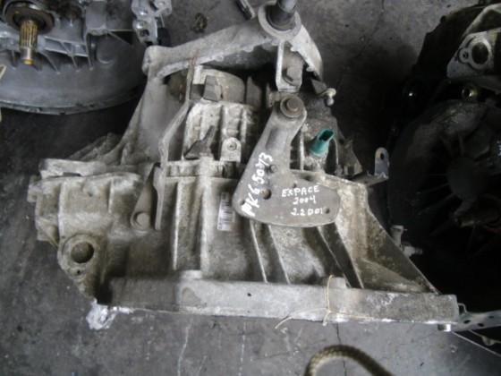 Caixa de Velocidades Renault Espace 2.2 dci cv235