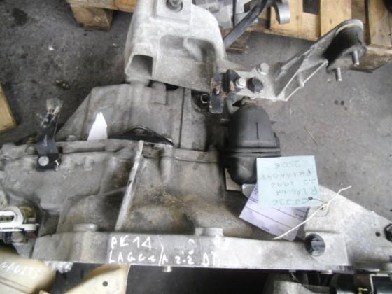 Caixa de Velocidades Renault Laguna 2.2 Dci cv 236