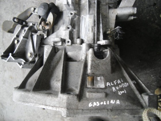 Caixa de Velocidades Alfa Romeu 147 1.6 Gasolina cv243
