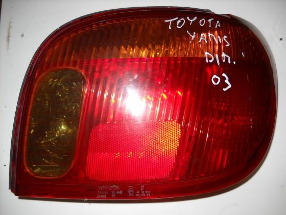 Farolim Direito Toyota Yaris 2003 ft202
