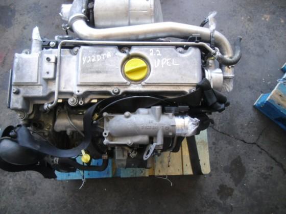 Motor Y22DTR Opel Vectra 2.2Dti 2004 m185