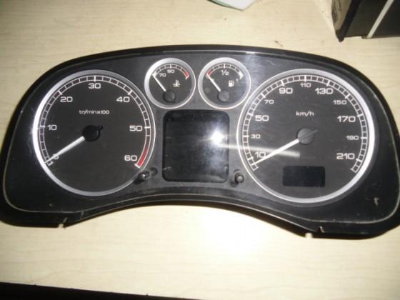 Quadrante Peugeot 307 1.6Hdi 2004 Ref:9655476580 q431